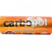 Уголь Carbopol 40 мм (10таб.) (Карбопол)