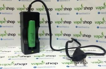 Зарядное устройство ZJ3009 для 1*18650 (4.2v, 1А)
