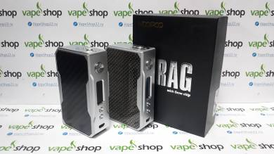 БОКС МОД VOOPOO DRAG 157W TC