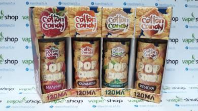Жидкость Cotton Candy POPCORN  0 мг/мл 120мл