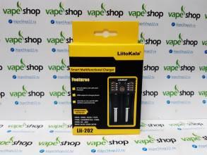 Зарядное устройство LiitoKala Lii-202 2x (универсальное для всех аккумуляторов)