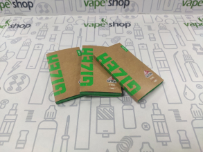 Бумага сигаретная GIZEH Fine 100 листов с магнитной защелкой