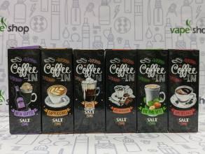 Жидкость COFFEE-IN SALT 20 мг/мл 30 мл