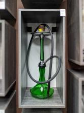 Кальян Estate Hookah - Stella темно-зеленый + сумка