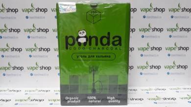 Уголь для кальяна Panda 120 куб. ЗЕЛЕНЫЙ