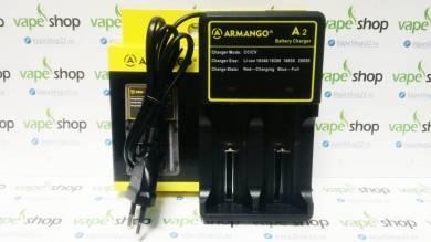 Зарядное устройство Armango A2-750ma 18650x2
