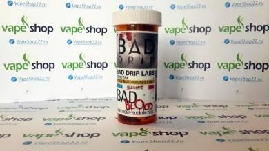 Жидкость Bad Drip Bad blood 3 мг/мл 15 мл