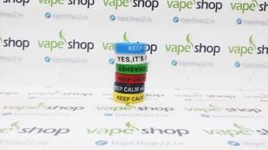 Вейп-бенд It's not smoke-it's vapor (Это не дым-это пар)