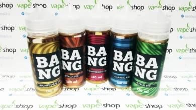 Жидкость BANG 3 мг/мл 120 мл