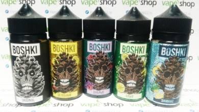 Жидкость BOSHKI 3 мг/мл 100 мл