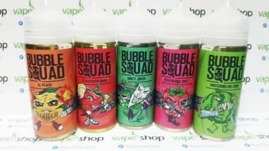 Жидкость BUBBLE SQUAD 3 мг/мл 120 мл
