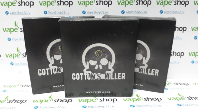 Волокно льно-вискозное Cotton's Killer (5 пл./уп.)