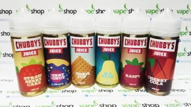 Жидкость Chubby's Juice 3 мг/мл 120 мл