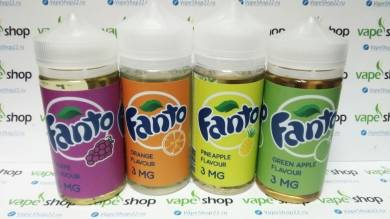 Жидкость FANTO 3 мг/мл 200 мл