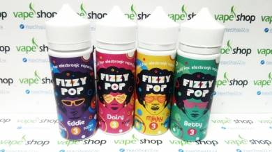 Жидкость FIZZY POP 3 мг/мл 120 мл