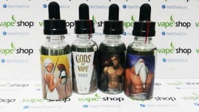 Жидкость Gods of Vape 3 мг/мл 30 мл