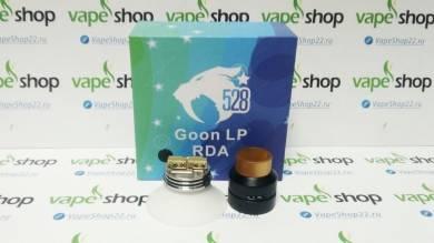Дрипка Goon LP 24мм Черный (clone)