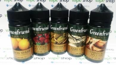 Жидкость GREENFRIEND 3 мг/мл 100 мл