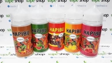 Жидкость HAPIBU 3 мг/мл 100 мл