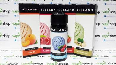 Жидкость Iceland 3 мг/мл 120 мл