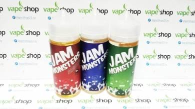Жидкость Jam Monster 3 мг/мл 100 мл