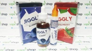 Жидкость JIGGLY 3 мг/мл 60 мл