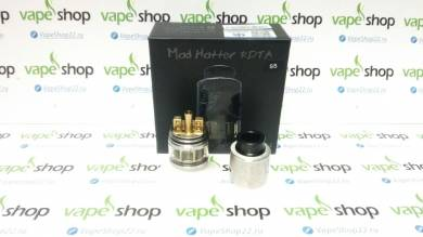 Дрипкобак Mad Hatter RDTA 24 mm