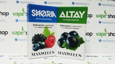 Зубочистки Maxwells 3 мг/мл