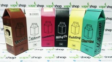 Жидкость The Milkman 3 мг/мл 30 мл (клон)