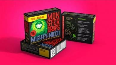 Никобустер Monster Drops Mighty Nicco (10 шт в упаковке)