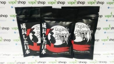 Хлопок Organic Japanese Cotton
