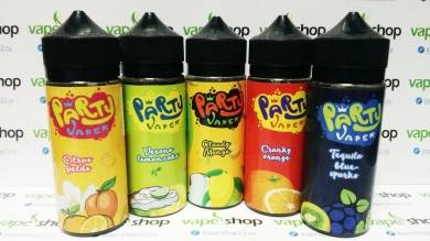 Жидкость Party Vaper 120 мл 3 мг/мл
