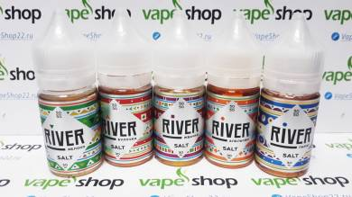 Жидкость River Salt 12 мг/мл 30 мл VG/PG 50/50