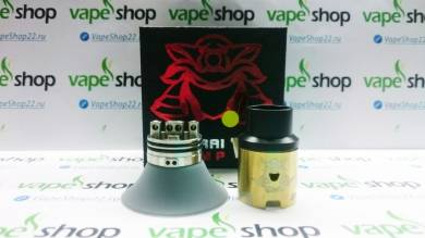 Дрипка Samurai v2 RDA by The Cloud Factory