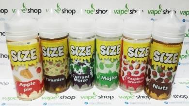 Жидкость Size 3 мг/мл 120 мл