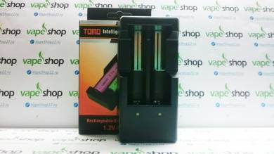 Зарядное устройство 18650 Tomo V6-2 1.2-3.7V (2x)