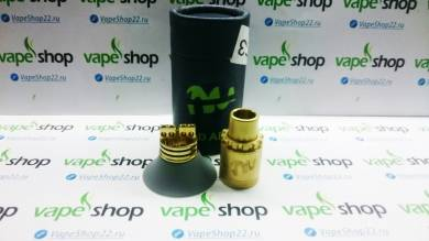 Дрипка Twisted Messes V2 - GOLD AF RDA