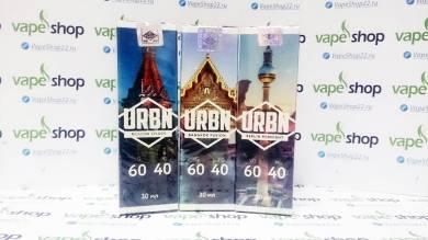 Жидкость URBN Bangkok 3 мг/мл VG/PG 60/40 30 мл