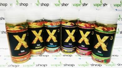 Жидкость X-3 Tea 3 мг/мл 120 мл